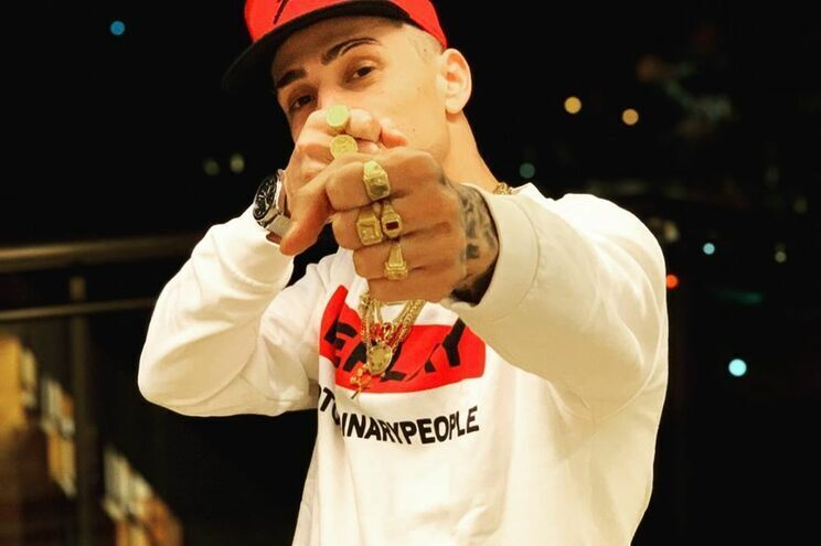Corpo do rapper foi deixada na Serra da Arrábida