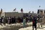 Milhares de afegãos tentaram apanhar um voo para fugir do país
