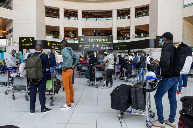 Dezenas de voos cancelados devido à greve da GroundForce no aeroporto de Lisboa