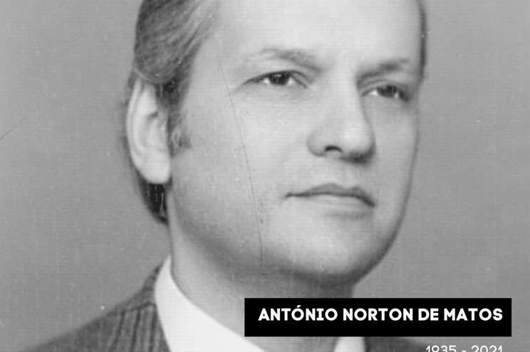 Morreu AntónioNortonde Matos, fundador do CDS-PP