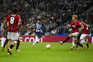Luis Díaz dá primeiro triunfo ao F. C. Porto na Champions