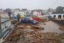 Mau tempo causa inundações e deslizamentos de terras em São Miguel