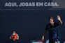 Famalicão e F. C. Porto defrontaram-se este domingo