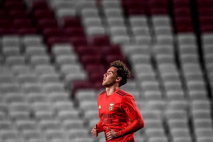 Benfica tem cinco futebolistas do plantel principal infetados
