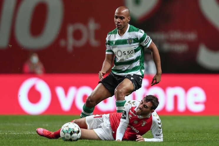 João Mário foi campeão pelo Sporting na última época
