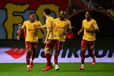 Braga perdeu em Belgrado com o Estrela Vermelha