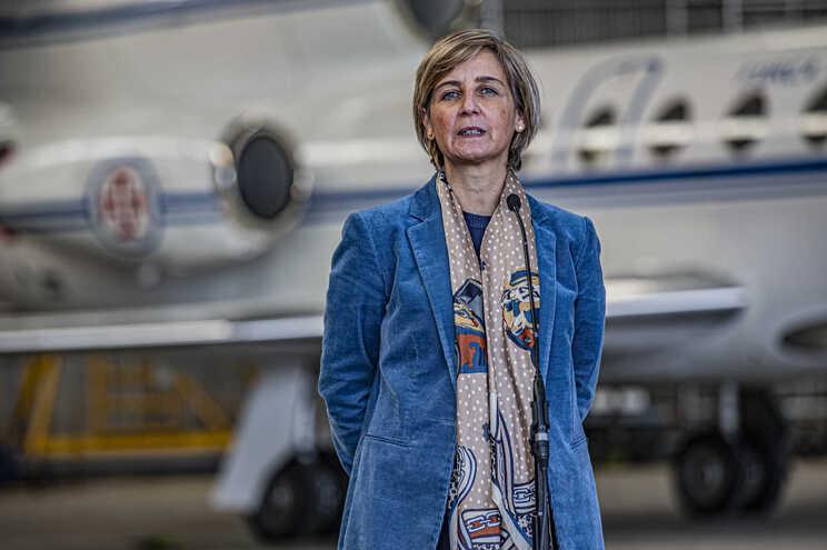 Marta Temido ministra da Saúde