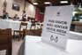 Restaurantes e cafés avançam mais uma fase no desconfinamento