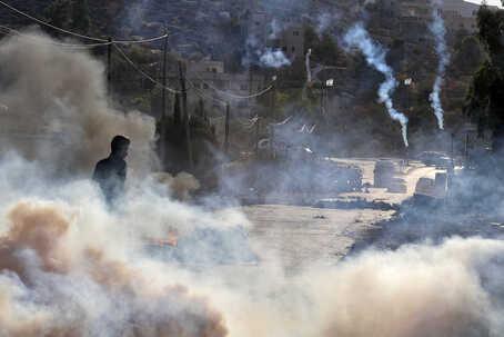 A Cisjordânia é um território palestiniano ocupado desde 1967 por Israel