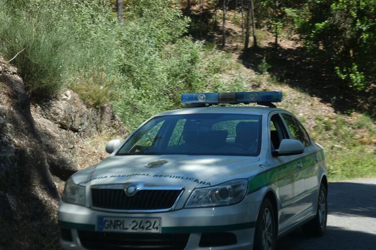 As três detenções verificaram-se na sequência de uma operação stop da GNR de Amares