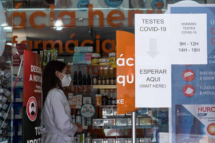 Nas últimas 24 horas recuperaram da doença 1802 pessoas em Portugal