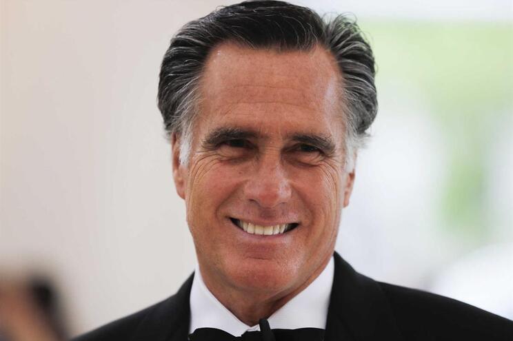 Antigo candidato presidencial Republicano Mitt Romney
