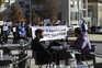 Marcha lenta pela restauração invadiu as ruas de Guimarães