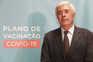 O coordenador do plano nacional de vacinação contra a covid-19, Francisco Ramos