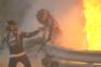 O vídeo do violento acidente de Grosjean no GP do Bahrain