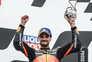 """Miguel Oliveira """"super contente com o pódio"""" no GP da Alemanha de MotoGP"""