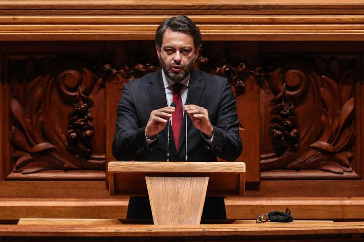 O secretário de Estado Adjunto, do Trabalho e da Formação Profissional, Miguel Cabrita