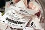"""Uma aposta no estrangeiro venceu """"jackpot"""" de 220 milhões de euros"""