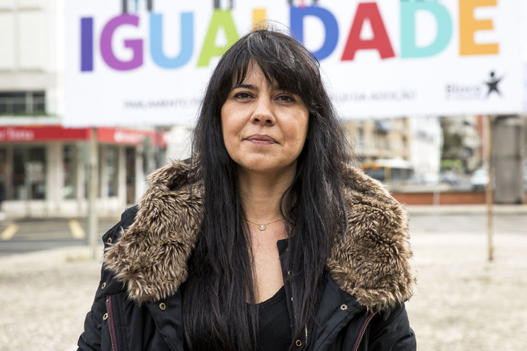 Sandra Cunha, do BE