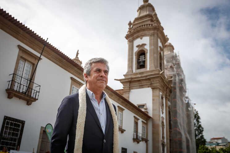Francisco Alves, autarca de Cabeceiras de Basto