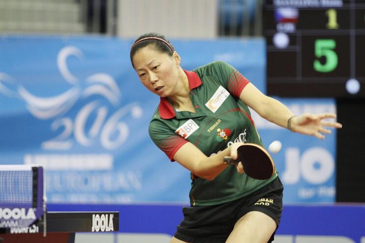 Fu Yu  já tem a presença nos Jogos Olímpicos garantida