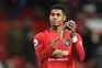 Marcus Rashford tem 22 anos e joga no Manchester United