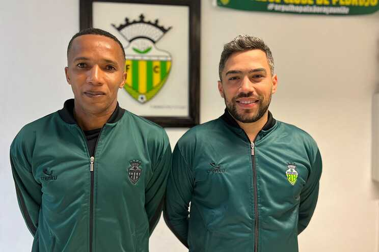 Paulo Assunção estreia-se como treinador no Pedroso