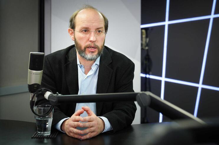 Rui Tavares, fundador do Livre