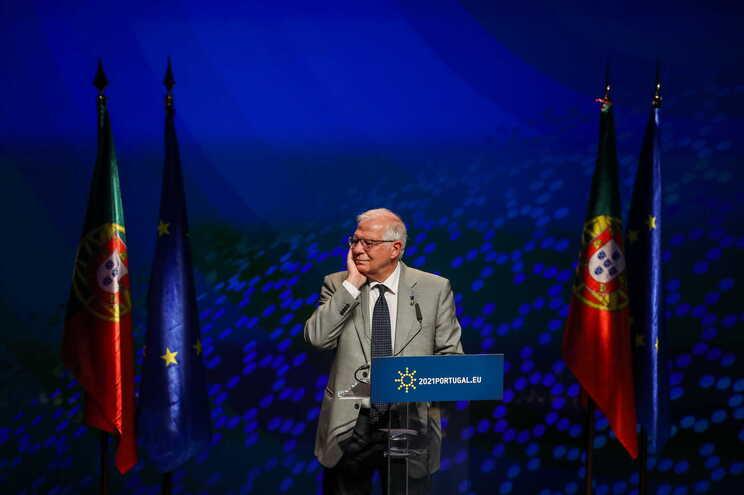 Josep Borrell, chefe da diplomacia europeia