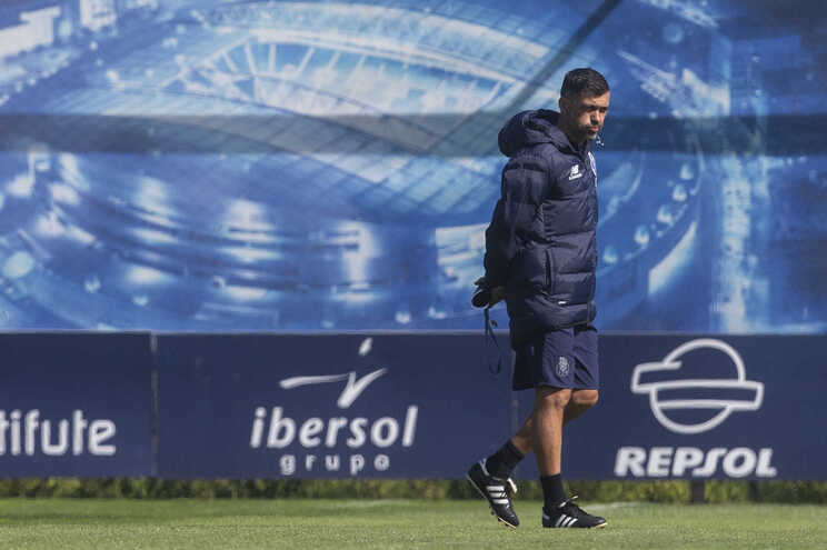 Sérgio Conceição aponta agora todas as baterias para o campeonato