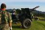 Civil dispara canhão em torneio de golfe na Madeira