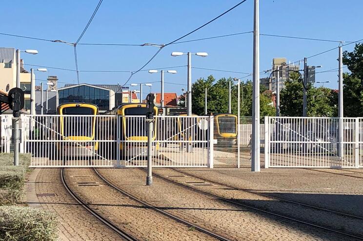 Greve deixou Linha Vermelha do Metro do Porto sem ligações