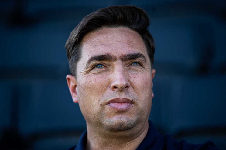 Rui Jorge, selecionador nacional de sub-21