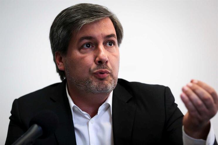 Bruno de Carvalho foi presidente do Sporting entre 2013 e 2018.