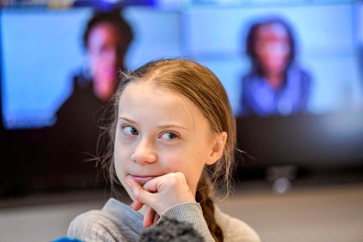 Greta Thunberg aumentou a esperança para todos os adolescentes com asperger