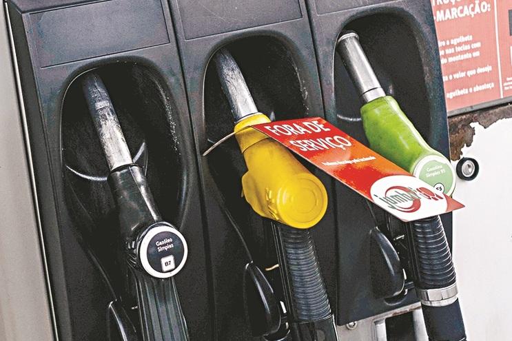Quebra na faturação alertou gasolineiras lesadas