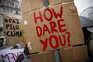 """Os jovens alegam que as políticas dos 33 Estados em causa em matéria ambiental são """"demasiado débeis"""""""