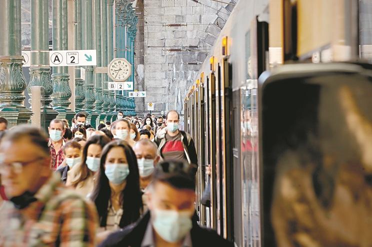 Redução no número de passageiros levou à perda de 150,65 milhões de euros