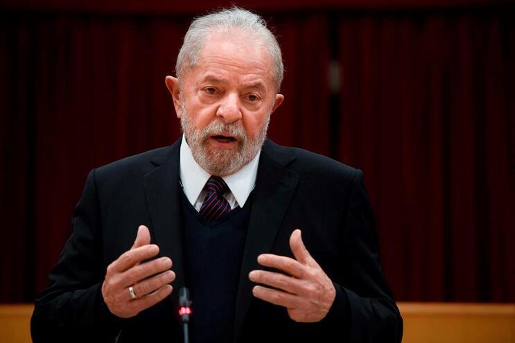 Ex-presidente do Brasil foi recebido pelo Papa