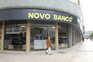 O Novo Banco foi alvo de buscas na passada quarta-feira