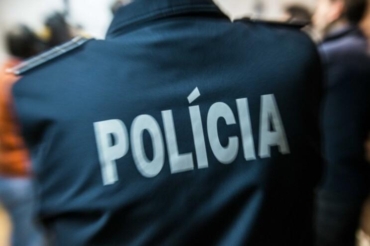 Homem foi detido em flagrante delito pela PSP da Marinha Grande