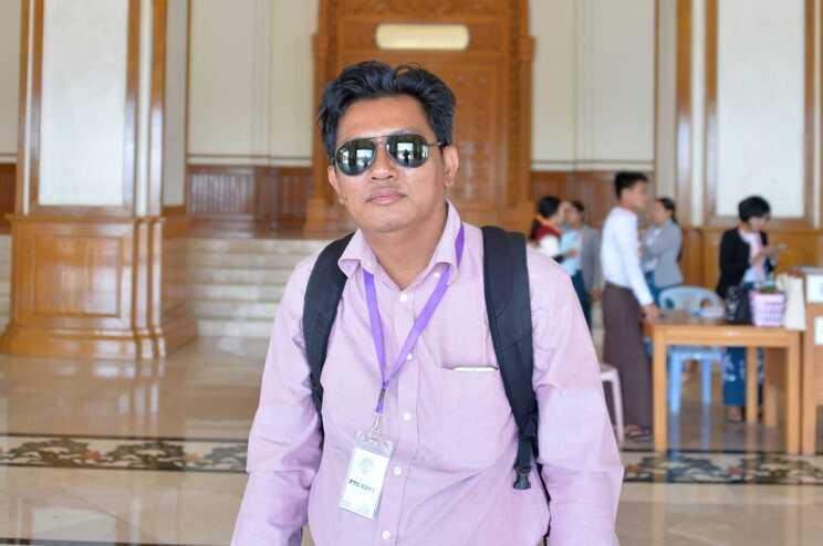 A BBC confirmou a libertação de Aung Thura