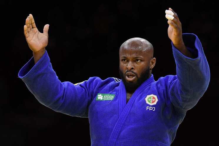 Jorge Fonseca é bicampeão mundial de judo em -100 kg