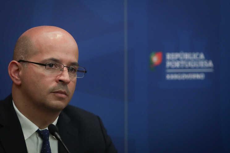 João Leão, ministro das Finanças