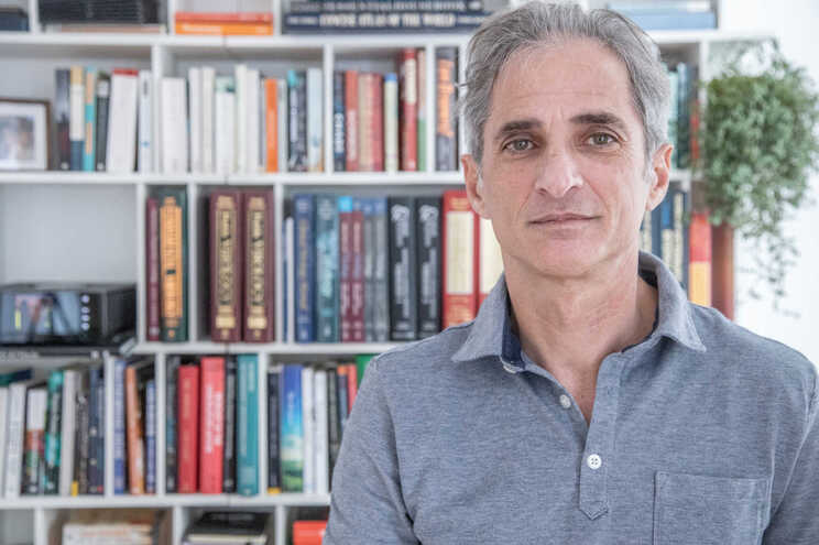 Virologista Pedro Simas