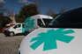 Estas são as primeiras cinco de um total de 50 carrinhas cedidas pela Fundação Calouste Gulbenkian