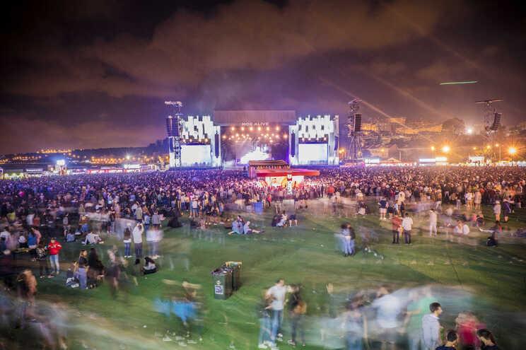 NOS Alive rende entre 50 a 60 milhões à Região de Lisboa