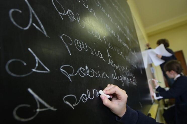 Turma de Matosinhos com sete professores em três anos