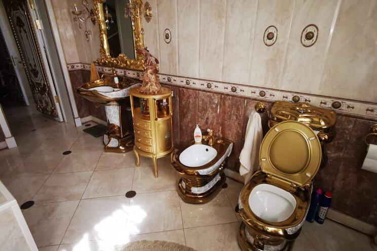 Mansão de luxo na Rússia de polícia ligado a esquema de corrupção
