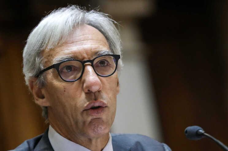 O ministro da Defesa, João Gomes Cravinho